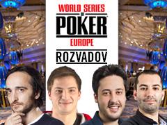WSOP Europe 2018 - Rozvadov