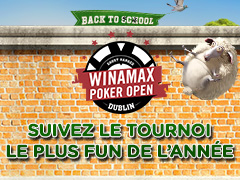 Winamax Poker Open 2019