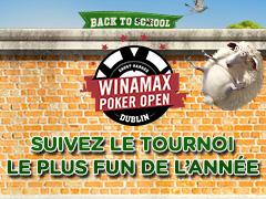 Winamax Poker Open 2019