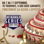 Bonus spécial Winamax Series