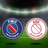 Paris - Ajax : feuille de match