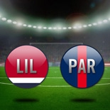 Lille - Paris : feuille de match