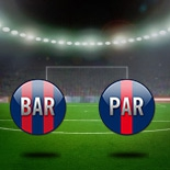 Barcelone - Paris : feuille de match