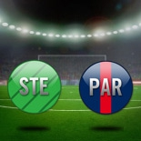 ASSE - Paris : feuille de match