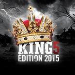 Le KING5 est de retour !
