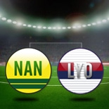 Nantes - Lyon : feuille de match