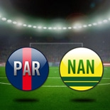 Paris - Nantes : feuille de match