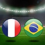 France - Brésil : l'avant-match en chiffres