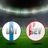 Dnipropetrovsk - Séville : l'avant-match en chiffres