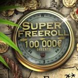 -30% sur les tickets Super Freeroll