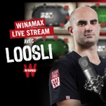 Twitch : revivez la session de Sylvain Loosli