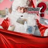 Sunday Surprise : triplez votre salaire !