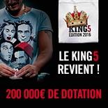 KING5 : les 20 premières équipes du Stade 4