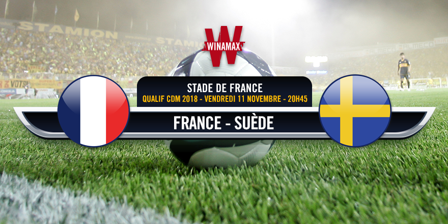 Match france suede