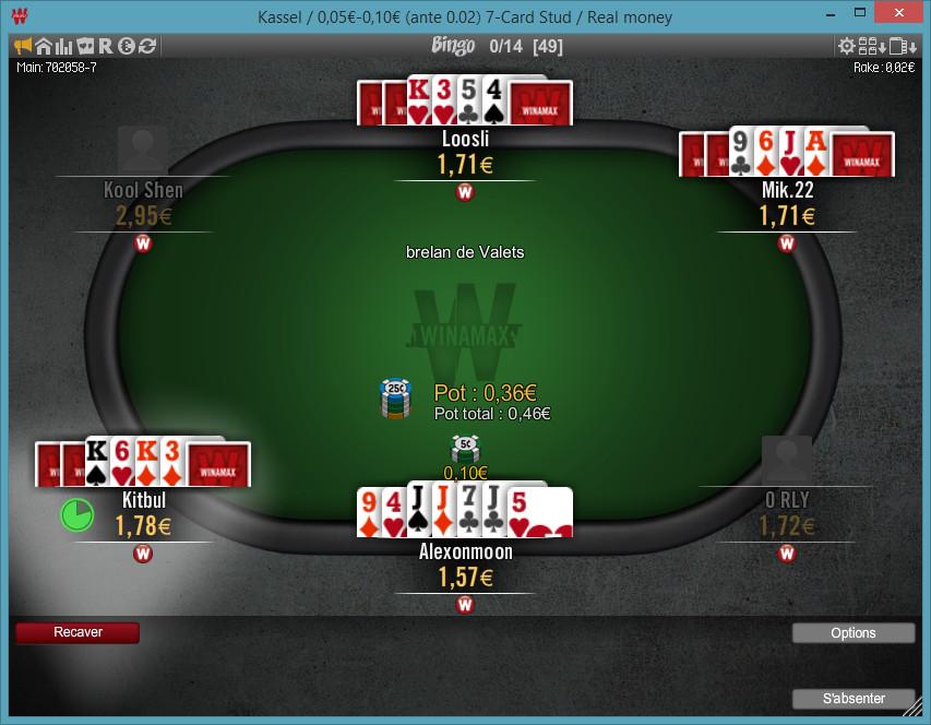 Retro 2016 Un An De Poker Avec Winamax Actualite