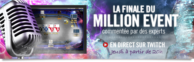 Million Event Winamax Series