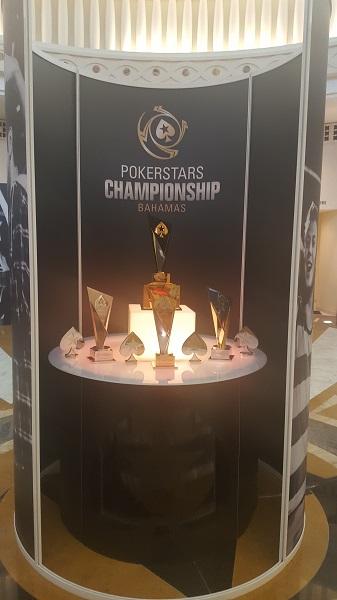 PSC Bahamas Trophée