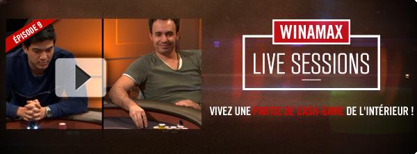 Winamax Live Sessions S03E09 Bandeau