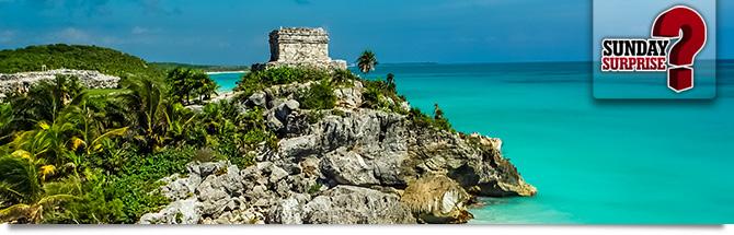 Surprise Yucatan