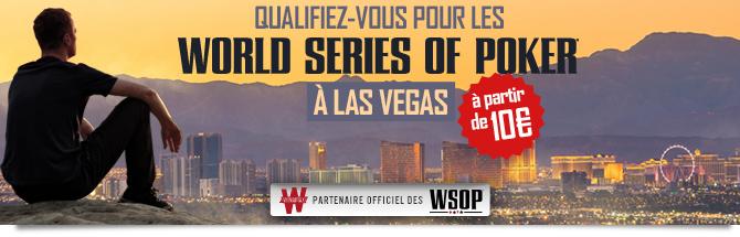 Qualif WSOP