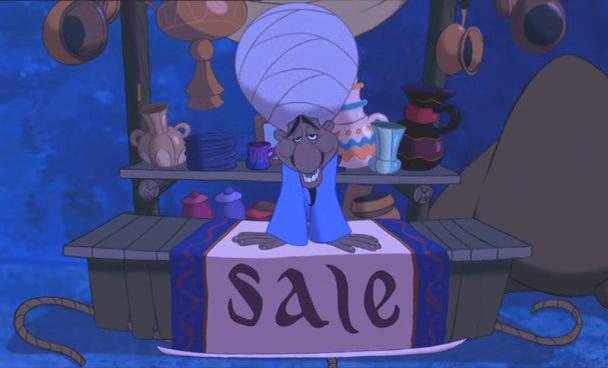 Marchand Aladdin