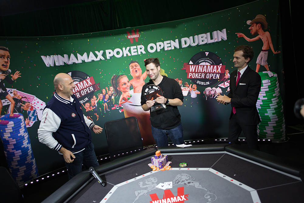 Inscription winamax poker open dublin big poker tournaments in oregon