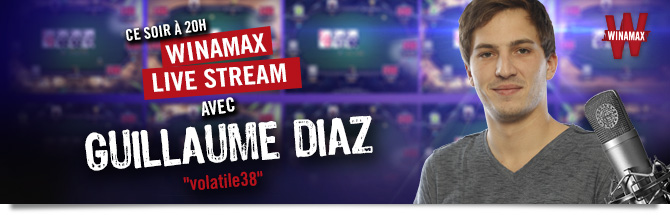 Twitch Guillaume Diaz