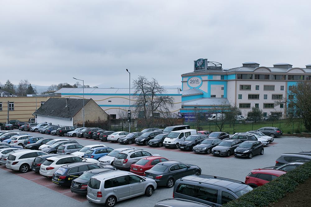 King's Casino Parking 2