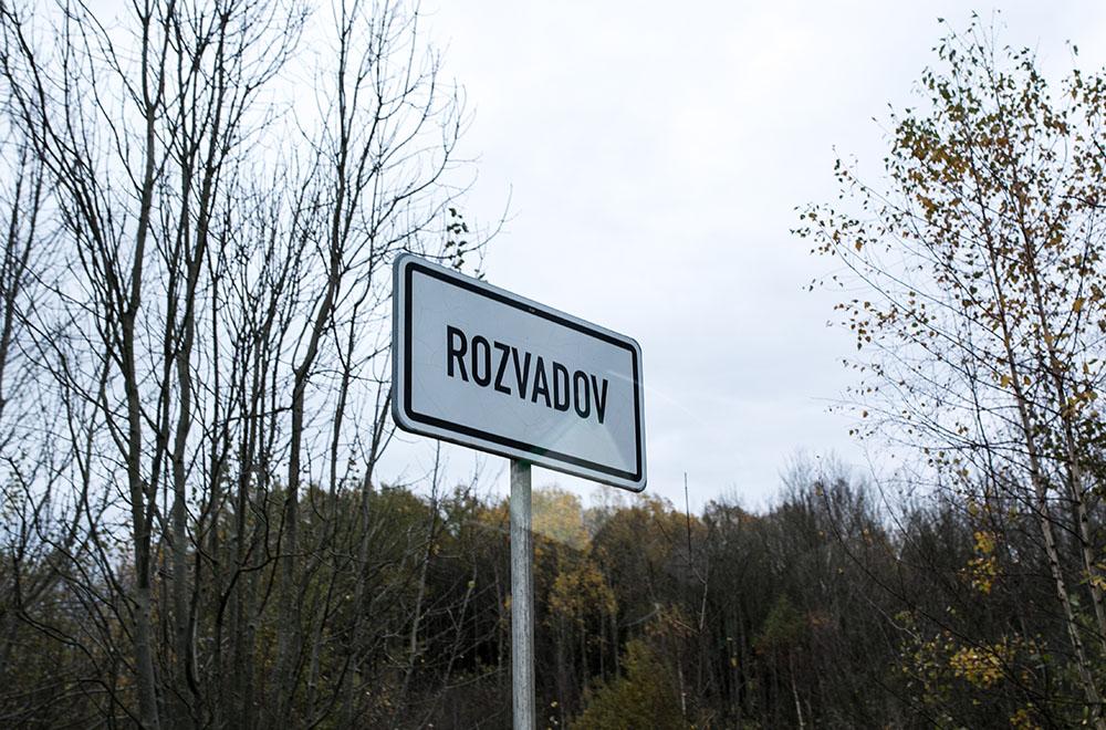 Rozvadov Panneau