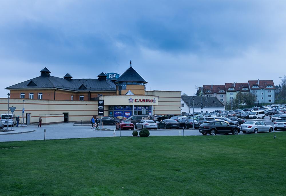 King's Casino Entrée