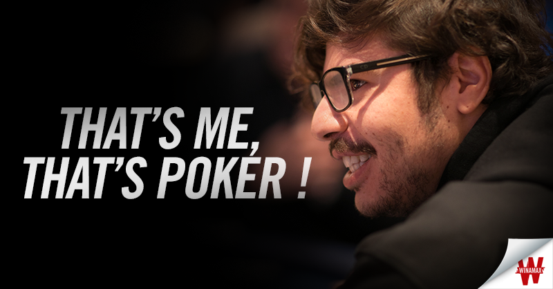 [Blog] Thats me, that's poker !