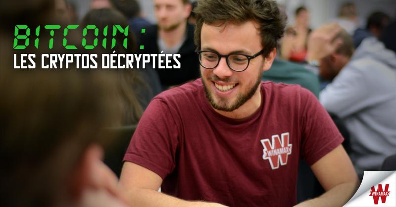[Blog] Bitcoin : les cryptos décryptées