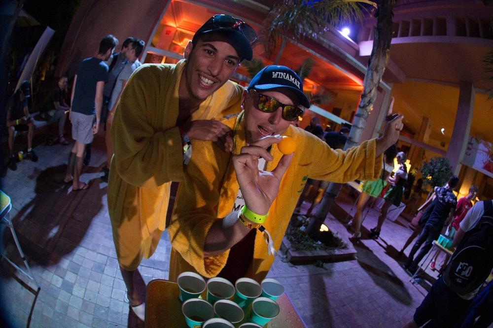 Winamax Beer Pong Open SISMIX 2017