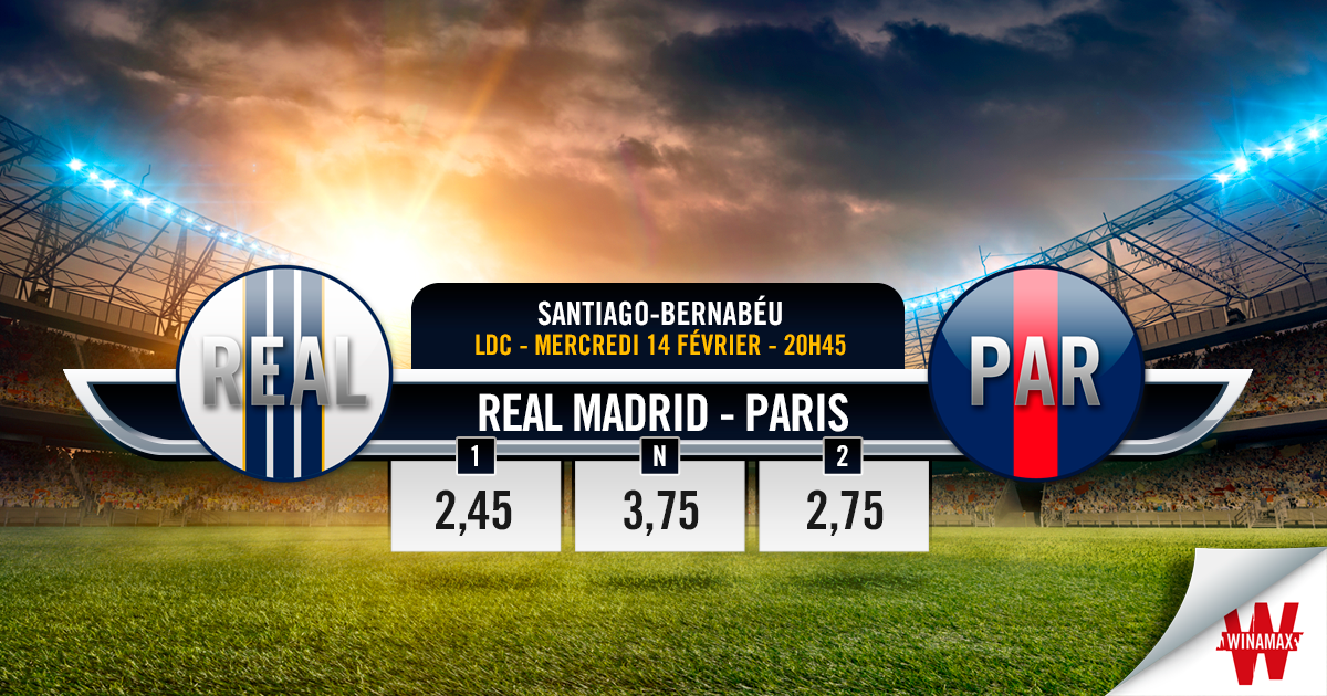 Real Madrid - PSG