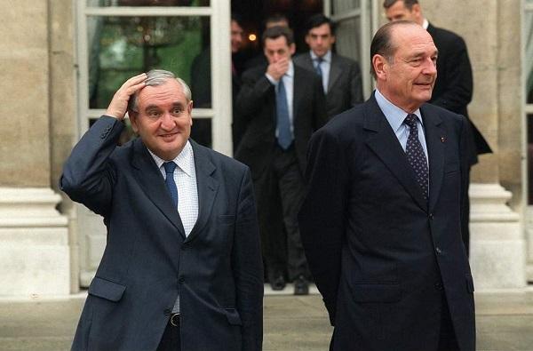 Raffarin - Chirac