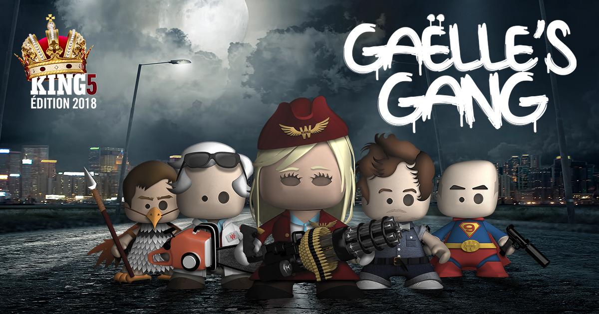 Gaelle's Gang