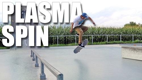 Plasma Spin