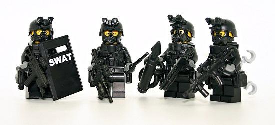 Swat Lego