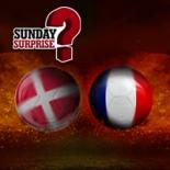 Sunday Coupe du Monde France Danemark Vignette