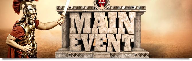 Main Event Bandeau