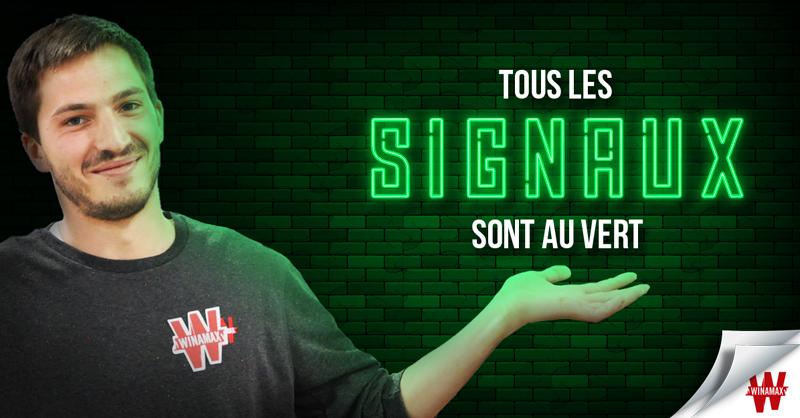 [Blog] Tous les signaux sont au vert