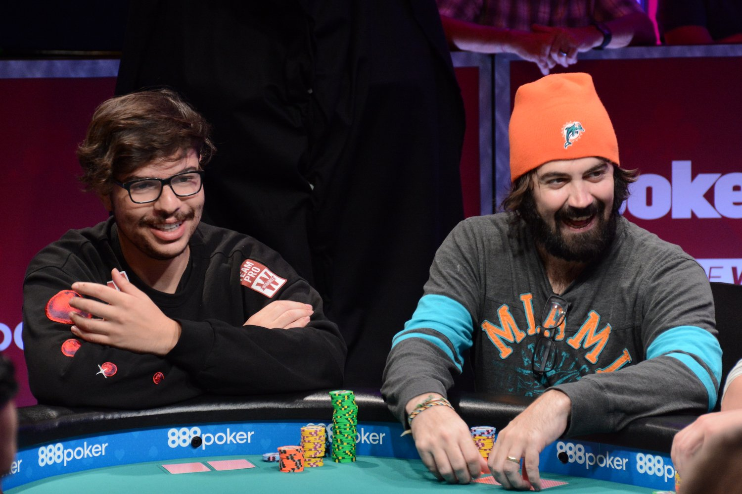 Mustapha Kanit & Jason Mercier