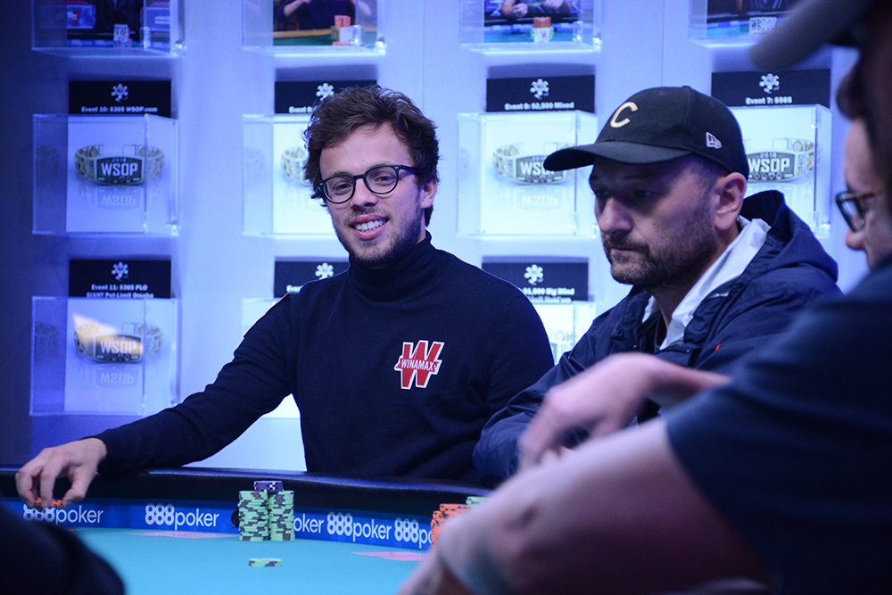 Romain Lewis TF 1
