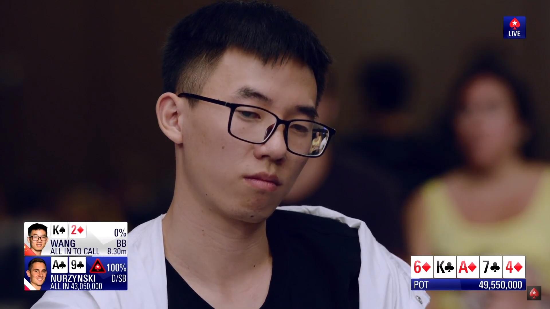 Hoaxiang Wang OUT