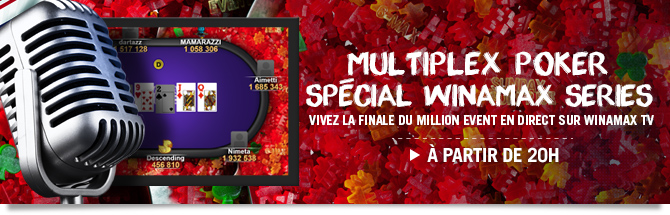 Multiplex Poker Winamax Series