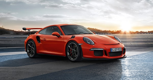 911 GT RS