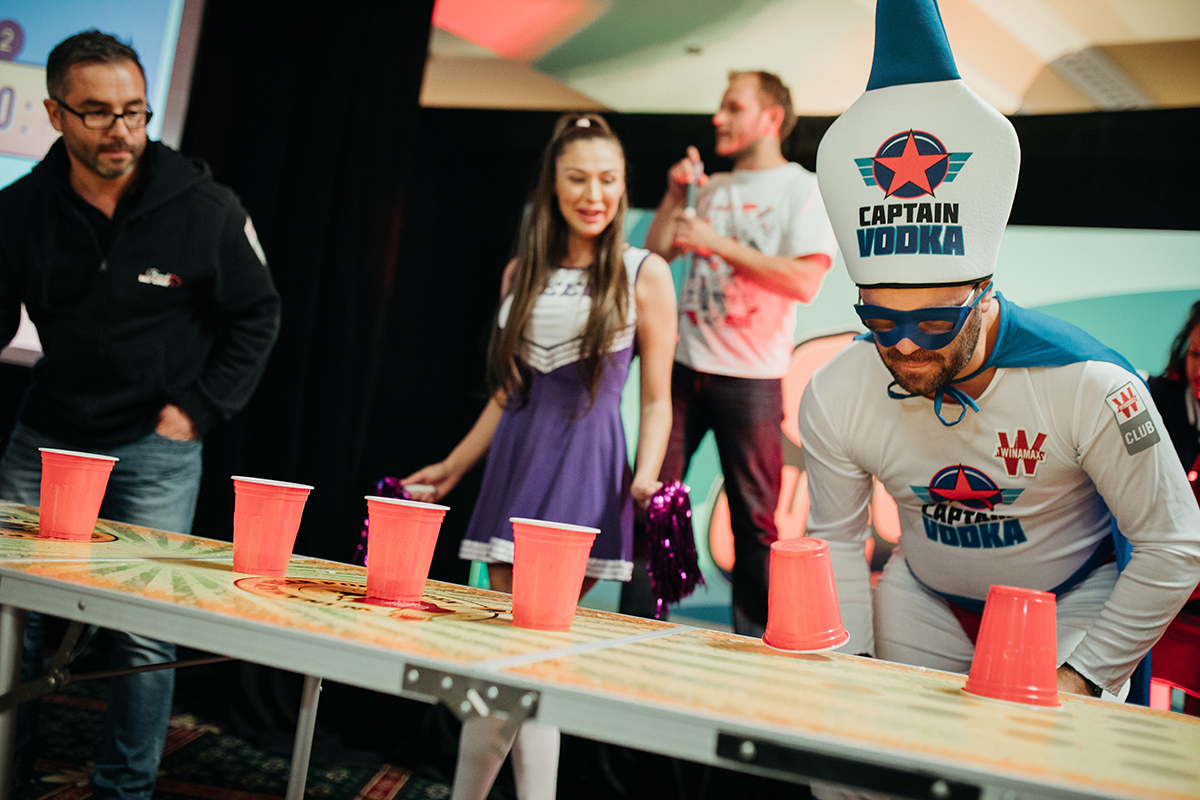 Crazy Cup Challenge Youki