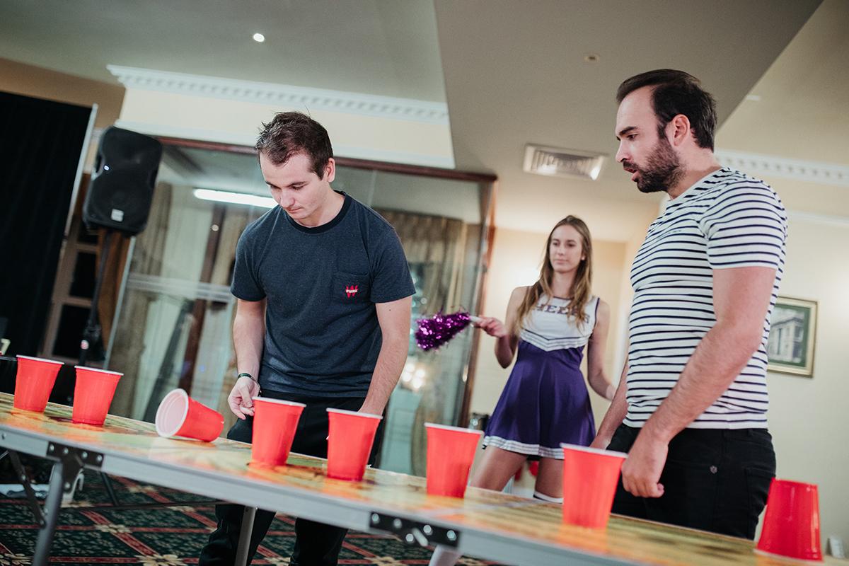 Crazy Cup Challenge Ivan Deyra