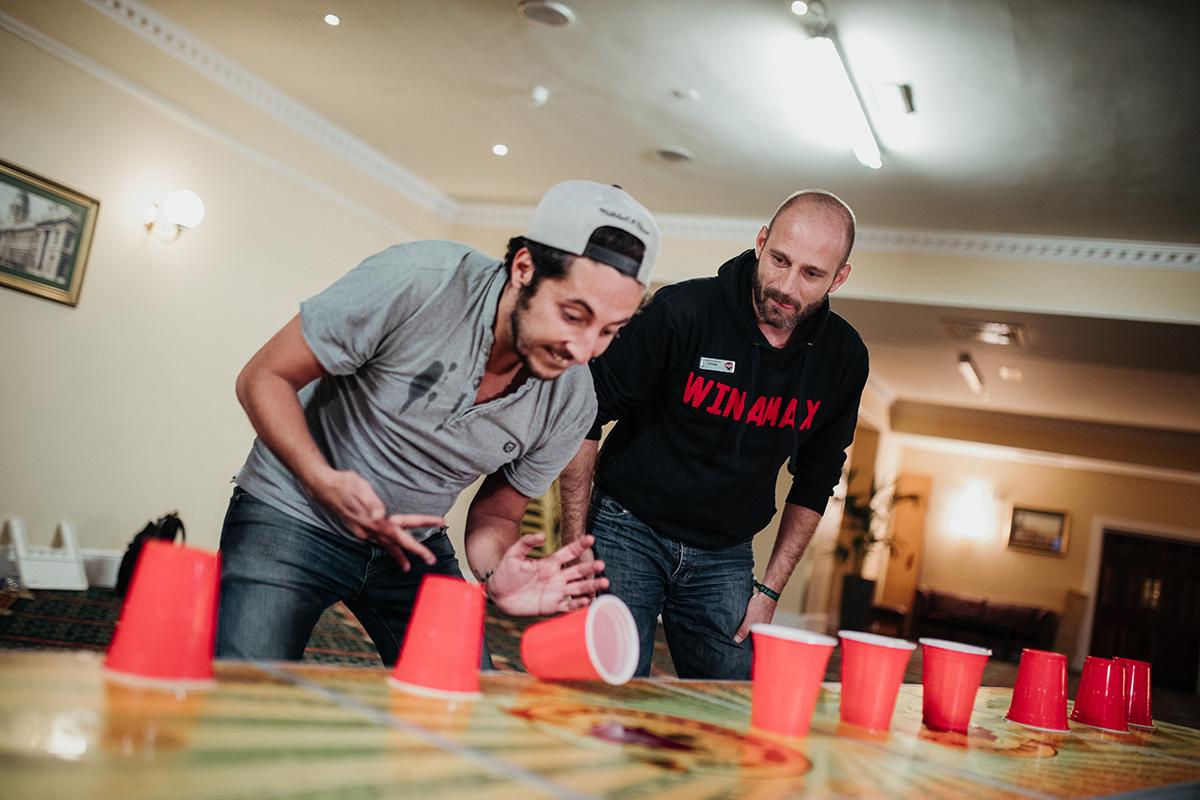 Crazy Cup Challenge Bilou - Porri