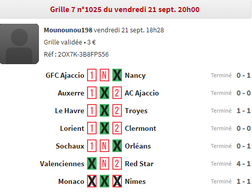 grille 7